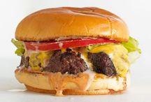 Burgers / by Kim H