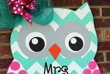 Animal: Birds & Owls / by Jennifer Dougherty
