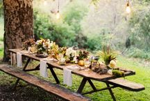 Party Tables, Settings and Looks / by Carolina Girl Cooks