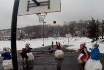 Snow Fun at the Mount