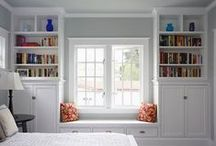 Cabinetry and Built ins