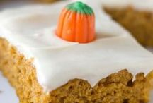 pumpkin everything. / obsessed with pumpkin.