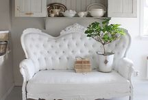 Vintage and  shabby home decor / Deco