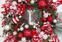 """Red and White """"Candy"""" Holiday Party / by Rachel Miller Jewett"""
