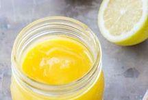 Love | Lemons / Love of all things lemon - food, decor, etc.