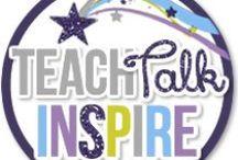 Teach Talk Inspire / All the latest from Teach.Talk.Inspire!