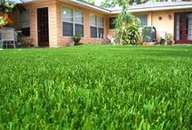 California Lawn Design / Information on how artificial turf can help save water during the drought!