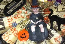 halloween / by Phyllis White Shows