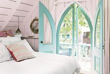 Favorite Places and Spaces / Beautiful rooms and landscapes.
