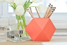 DIY / Simple, clever DIY projects to make life easier or more beautiful.