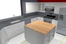 House - Kitchen / by Darlene Burk