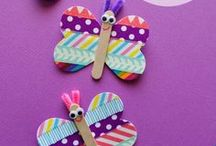 Girl-y Girl Craft Ideas / All Thing Girl: girl themed crafts, ballerina & princess ideas, jewelry making for mini makers (boys can do too of course!)