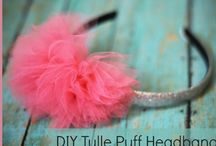 ♛ Cute for my lil' princess / sewing crafts for my daughter, style inspiration, girlie accessories