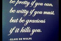 Lovelies :: Words