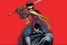 Batman / Las mejores páginas de noticias, descargas y spoilers del hombre murciélago. / by Jesús Alarcón