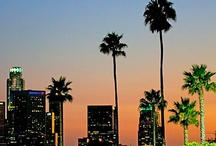 Los Angeles, CA / Eating and Adventures in LA / by Linda Griffin