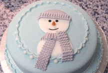 Christmas cakes / Inspiration / by Annelie Tiger