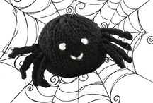 Halloween Fun / In search of fun knitting and crochet patterns for Halloween costumes and decorations.