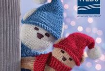 Holiday Inspiration / Get inspiration for your knit and crochet holiday projects.