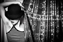 Self-portraits monochrome