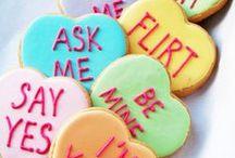 Be my Valentine! / by Monica Martinez Torroella