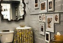 powder rooms / by Molly Clark