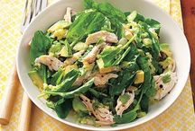 Food :: Salads / by Erin Adolph