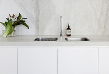 kitchen / Contemporary kitchen design inspiration - from stylishly Scandi to luxe minimal.