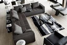 DŮM - obývací pokoj / house - living room