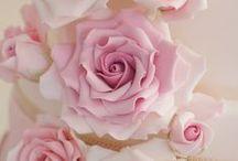 Sugar flowers / Flores de Azúcar