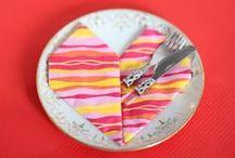 Walentynki - prezenty i dekoracje / Pomysły na dekoracje i prezenty walentynkowe z sercem
