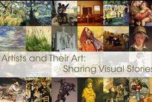 Art - umění / web stránky s uměleckou tématikou