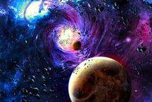 Příroda - vesmír
