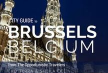 Brussels, Belgium - City Guide / These are the choice photos from our stay that were collected in our City Guide.