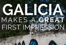 Galicia, Spain - Ideas / In mid-April 2015, we travel to the Galicia region of Spain for a month. We should have plenty of free time on our hands, so we're collecting a few things we might like to see.