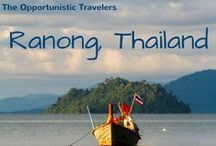 Ranong, Thailand - Ideas / At the end of May, we travel to Ranong, Thailand for three months. We should have plenty of free time on our hands, so we're collecting a few things we might like to see.  / by The Opportunistic Travelers