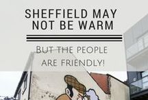 Sheffield, England - Ideas / We are in Sheffield, England for two weeks. This is our collection of things to do while we are there.