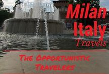 Milan, Italy - Ideas / We are in Milan, Italy for four days for the World's Expo. This is our collection of things to do while we are there.