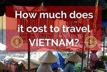 Vietnam - Ideas / We will be in this part of the world and we may spend a bit of time in Vietnam. Here is a list of some of the things we might want to see and do.  / by The Opportunistic Travelers