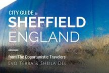 Sheffield, England - City Guide / A collection of the things we saw and did while we hung out in Sheffield for a couple weeks!