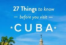 Cuba - Ideas / I so want to go to Cuba!
