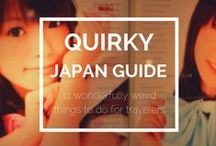 Japan - Ideas / Want to get to Japan this fall.