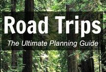 Camping//Hiking//Road Trips / Let's go on a road trip