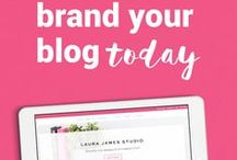 Branding / Find your brand story and show it off with the perfect branding style, fonts, color schemes, voice and graphics with these expert tips.
