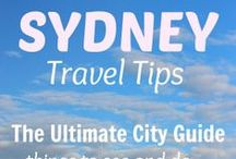 Australia - ideas / Traveling to Sydney, Melbourne, and Brisbane later this year.
