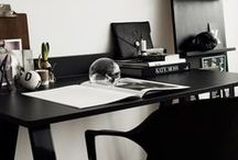 workspace / Design and interiors inspiration for your workspace or home office.