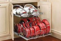 DIY - Organizace v kuchyni