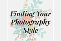 Photographic Voice & Style / Tips for finding and discovering your unique photography style and voice. Composition, lighting, editing, post-processing and more.