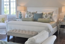 Master Bedroom  / by Kelly Ann