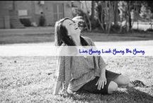 Live-Young.com blog / Healthy living blogger - Live Young. Look Young. BE Young. Follow my blog for tips on nutrition, anti-aging, natural healing and longevity so you can live and look young too!  http://www.live-young.com/  / by Lou Ann Donovan Live-Young